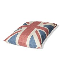 Union Jack Dog Duvet Cover