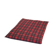 Royal Stewart Tartan Dog Duvet Cover