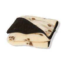 Fur Paw Dog Throw