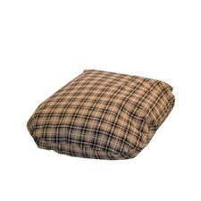 Classic Check Dog Fibre Bed Cover