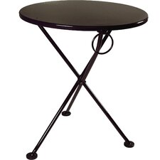 "<strong>Furniture Designhouse</strong> European Café 28""  3-leg Folding Bistro Table"