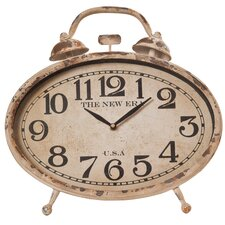 Traditional Reproduction Table Clock