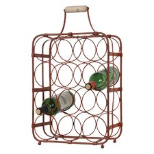 <strong>Wilco</strong> 12 Bottle Tabletop Wine Rack
