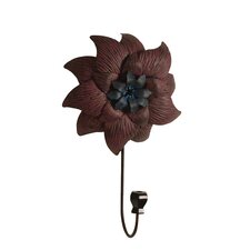 <strong>Wilco</strong> Flower Metal Wall Hook