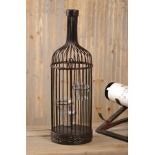 Metal Wine Cork Holder / Tlite
