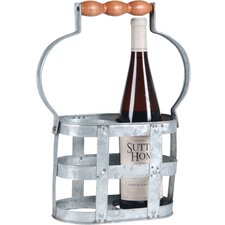 2 Bottle Wine Caddy