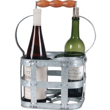 4 Bottle Wine Caddy