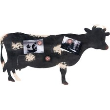 Cow Memo Picture Frame with Magnets