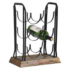 <strong>Wilco</strong> 6 Bottle Tabletop Wine Rack