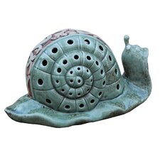 Snail Stoneware Decor