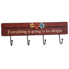 <strong>Wilco</strong> 'Everything...' 4 Wall Hooks