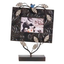 Metal Bird Picture Frame