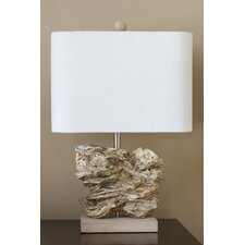 "29"" H Brentwood Table Lamp with Rectangular Shade"