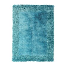 Sable 2 Teal Tufted Rug