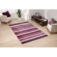 Hong Kong Purple Tufted Rug
