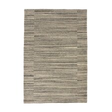 Cambridge Natural Grey/Beige Knotted Rug