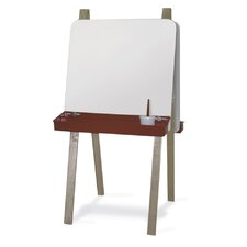 Children's Double-sided, Adjustable Easel