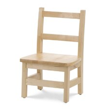 "10"" Hardwood Classroom Chair"