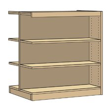 """Double-Faced Periodical 42"""" Bookcase"""