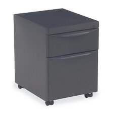 Plateau Series 3-Drawer Mobile Pedestal Unit