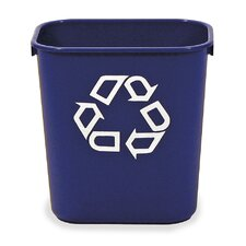 41.25 Qt. Recycling Waste Basket