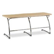 "Zuma Laminate 25"" 2-Student Desk"