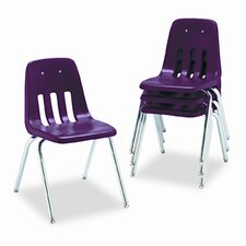 "9000 Series Classroom Chair, 18"" Seat Height"