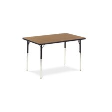 "<strong>Virco</strong> 4000 Series Activity Table with 30"" x 48"" Top"