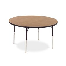 "<strong>Virco</strong> 4000 Series Activity Table with 48"" Round Top"
