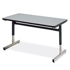 "<strong>Virco</strong> 8700 Series Computer Table (24"" x 36"")"