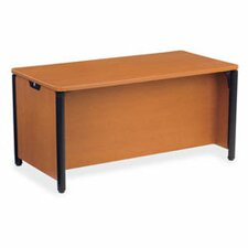 Plateau Series Desk Shell
