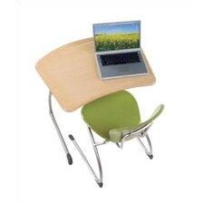 "Zuma 19.25"" Plastic Classroom Cantilever Chair"