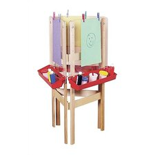 Children's Adjustable Easel