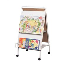 Baby Folding Easel, With Tubs