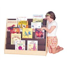 <strong>Virco</strong> Book Display Stand with 5 shelves