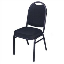 "<strong>Virco</strong> Stacking Chair with 2.5"" Crown Seat"