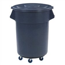 <strong>Virco</strong> Dolly for 55 Gallon Brute Trash Container