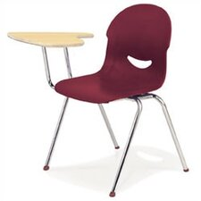 "I.Q. Series 28"" Laminate Combo Chair Desk with Tablet Arm"