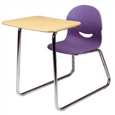 "<strong>Virco</strong> I.Q. Series 32"" Plastic Combo Chair Desk"