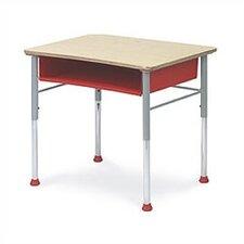 I.Q. Series Plastic Student Desk