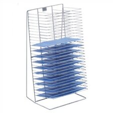 <strong>Virco</strong> Table-top Art Drying and Storage Rack