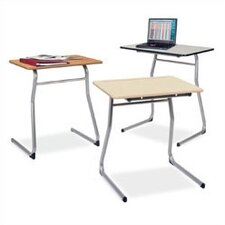 "<strong>Virco</strong> Sigma Series 25"" Laminate Open-View Student Desk"