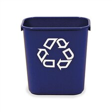 <strong>Virco</strong> Recycling Waste Basket