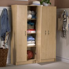 <strong>AkadaHOME</strong> 2 Door Storage Cabinet
