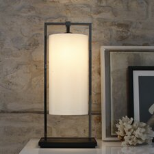 "Athena 23.6"" Table Lamp with Oval Shade"