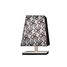 "Quadra Siviglia 12"" H Table Lamp with Rectangle Shade"