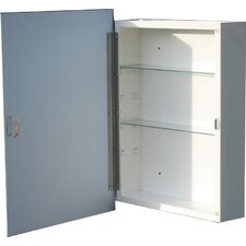 "Woodfield 17.5"" x 23.5"" Surface Mount Medicine Cabinet"