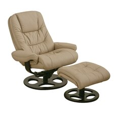 Granada Luxury Swivel Recliner