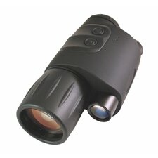 Wide-View Night Vision Monocular 3x42