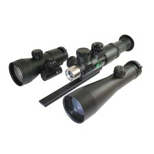 Gen-2  Elite 3x/6x Night/Day Riflescope